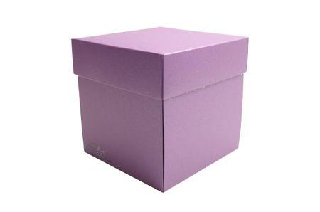Exploding Box fioletowy perłowy - GoatBox